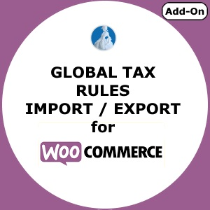 Global Tax Rules Import / Export for WooCommerce | Blue Antoinette Group